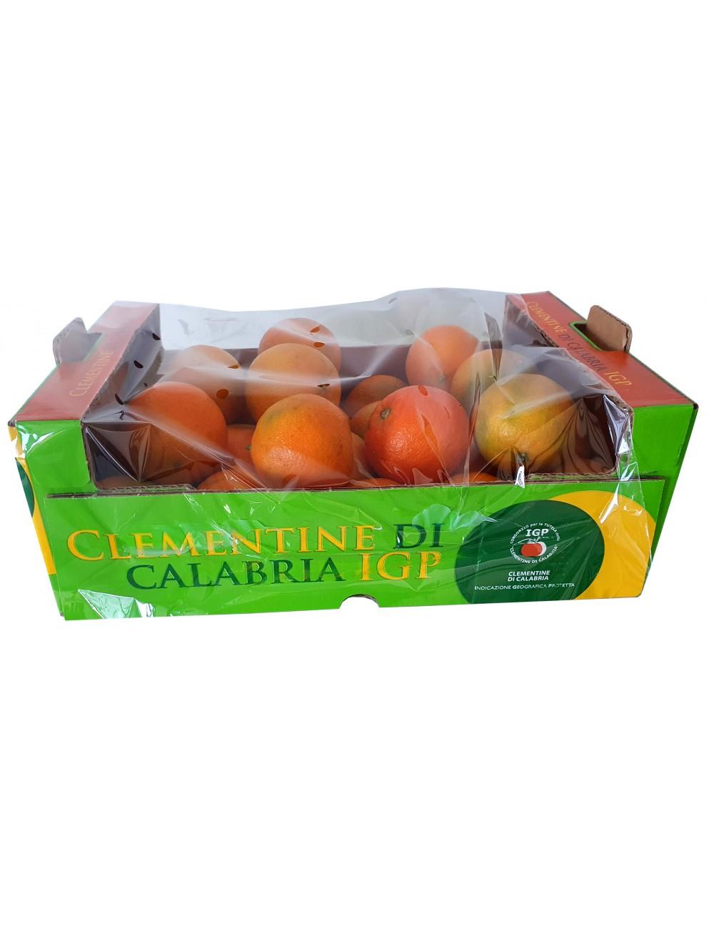 Clementine IGP Calabria BIO...