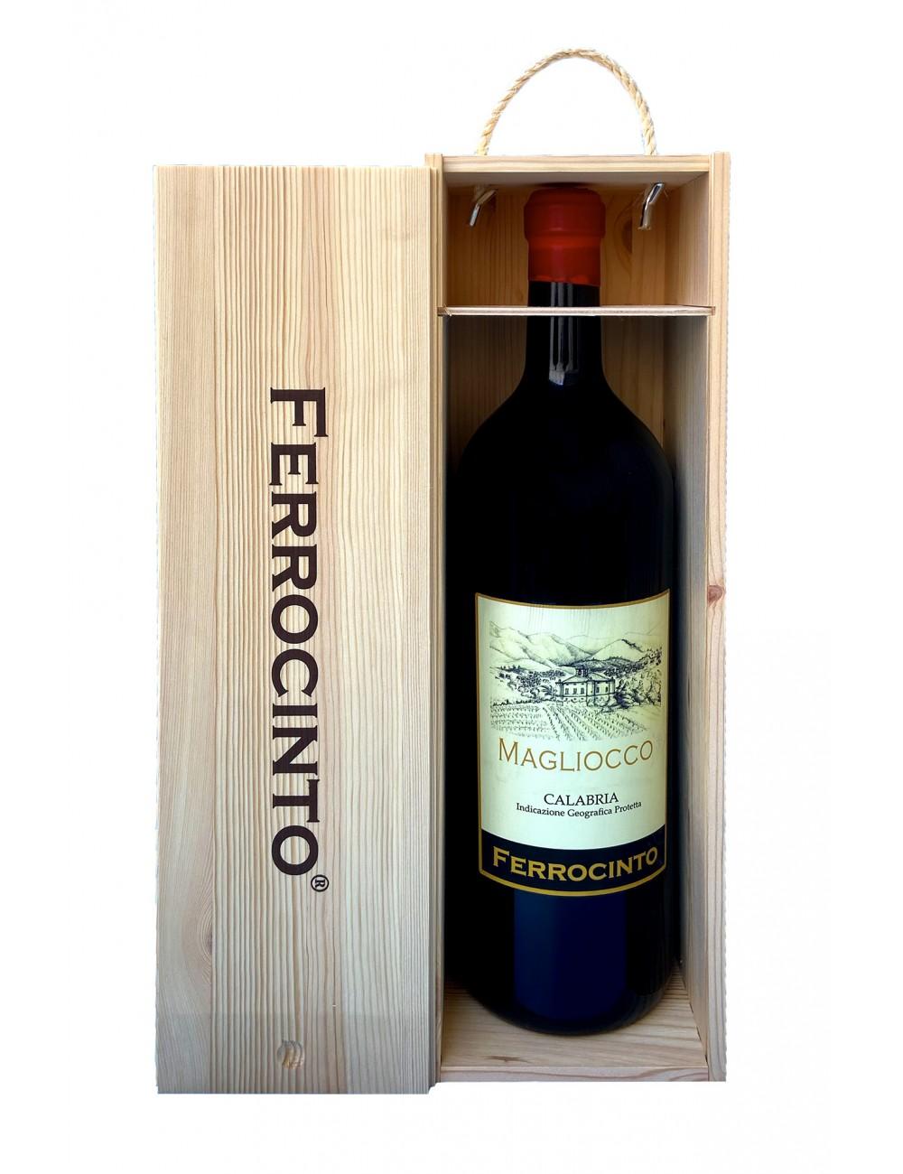 Magliocco Ferrocinto Magnum...