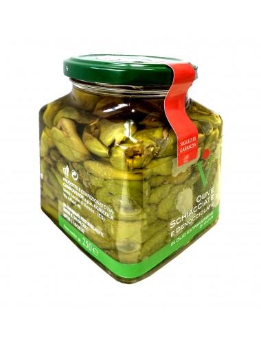 Olive Schiacciate e...