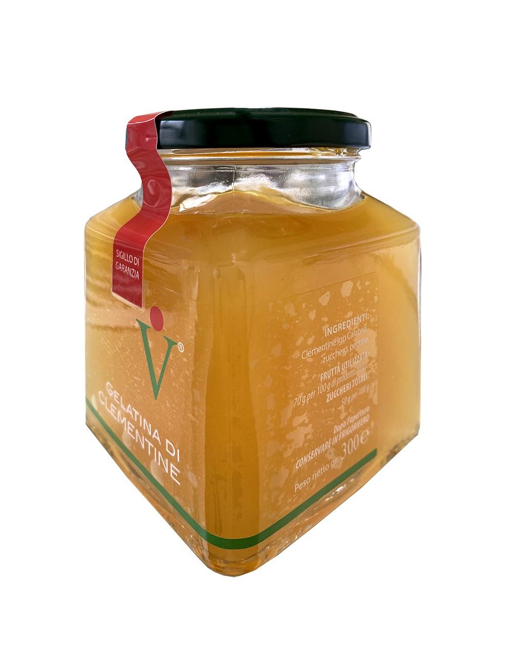 Gelatina di Clementine 300 Gr